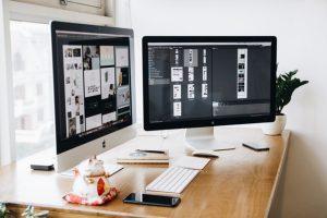 realestate website design
